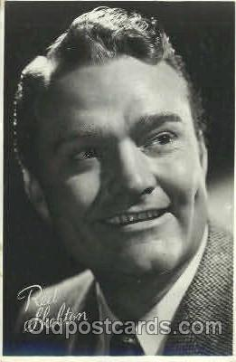 act019087 - Red Skelton Actor, Actress, Movie Star, Postcard Post Card