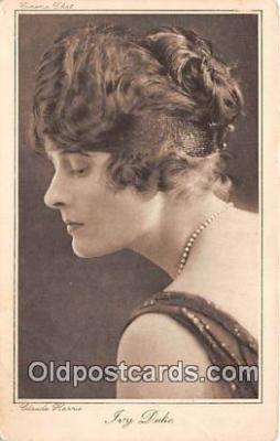 act019134 - Ivy Duke Movie Actor / Actress, Entertainment Postcard Post Card
