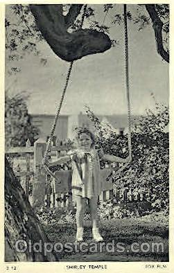 act020169 - Shirley Temple Actor, Actress, Movie Star, Postcard Post Card