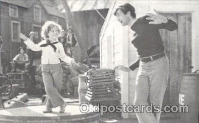 act020233 - Non Postcard Backing,  Actress Shirley Temple Postcard Post Card