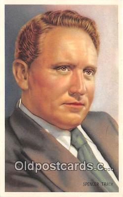 act020270 - Spencer Tracy Movie Actor / Actress, Entertainment Postcard Post Card