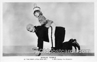act020315 - Shirley Temple Postcard