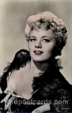 act023031 - Shelly Winters Postcard, Post Card