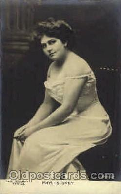 Phyllis Gray