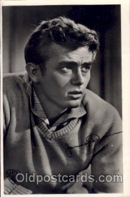 act104010 - James Dean Postcard Post Card