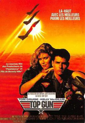 act500045 - Top Gun Movie Poster Postcard