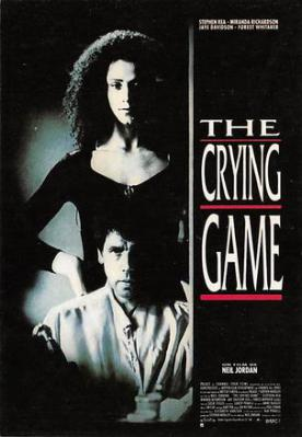 act500085 - The Cying Game Movie Poster Postcard