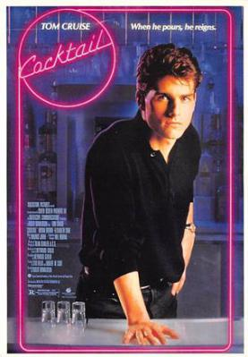 act500117 - Coctail, Tom Cruise Movie Poster Postcard