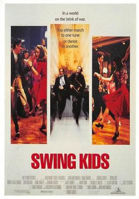 act500123 - Swing Kids Movie Poster Postcard