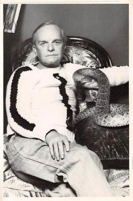 act500149 - Truman Capote Movie Poster Postcard
