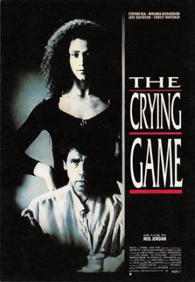 act500155 - The Cying Game Movie Poster Postcard