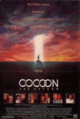act500219 - Cocoon Movie Poster Postcard