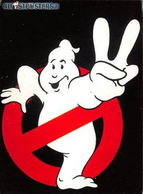 act500265 - Ghostbusters II Movie Poster Postcard
