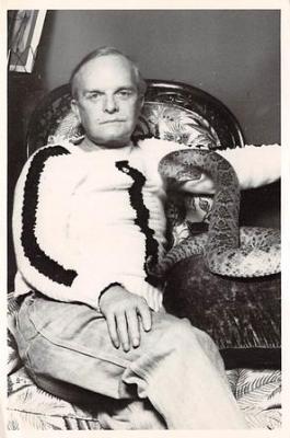 act500269 - Truman Capote Movie Poster Postcard