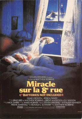act500277 - Miracle sur la 8e rue Movie Poster Postcard