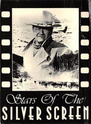 act500463 - John Wayne Movie Poster Postcard