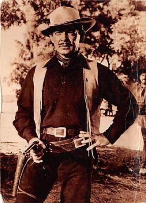 act500697 - Clark Gable Movie Poster Postcard