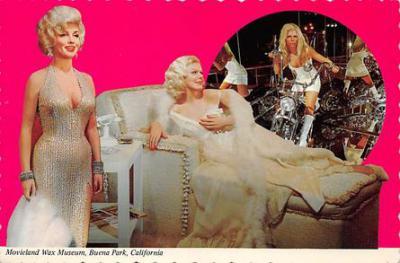 act500905 - Marilyn Monroe Movie Poster Postcard