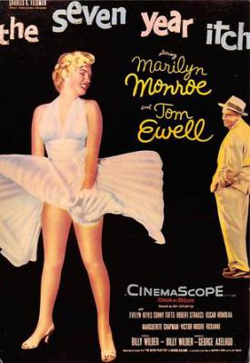 act510057 - Marilyn Monroe Movie Poster Postcard