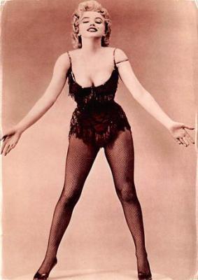 act510061 - Marilyn Monroe Movie Poster Postcard