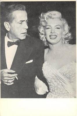 act510071 - Marilyn Monroe Movie Poster Postcard