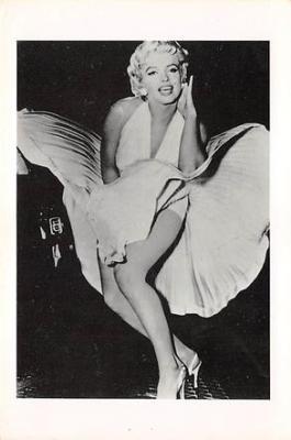 act510135 - Marilyn Monroe Movie Poster Postcard