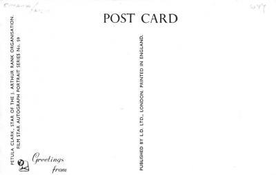 act002026 - Petula Clark  back