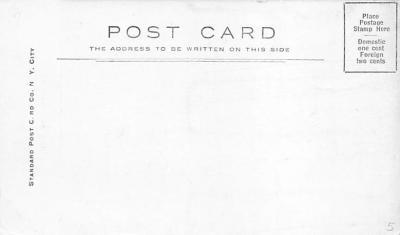 act002152 - Sarah Bernhardt, Actress, Movie Star  back