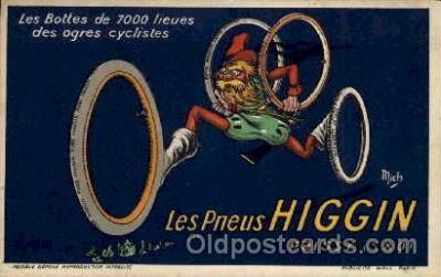 Les Pneus Higgin