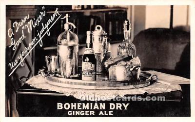 Bohemian Dry Ginger Ail