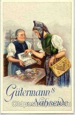 adv001037 - Advertising Postcard Post Card