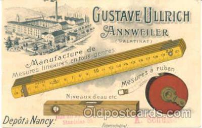 adv001068 - Advertising Postcard Post Card