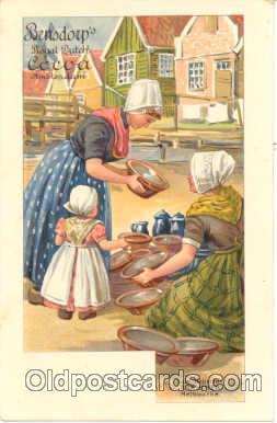 adv001106 - Cocoa Advertising Postcard Post Card