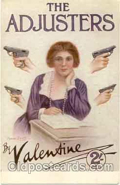 adv001116 - Advertising Postcard Post Card