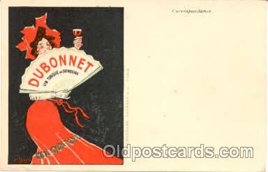 adv001166 - Dubonnet Advertising Postcard Post Card