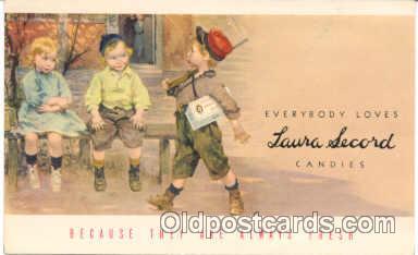 adv001202 - Advertising Postcard Post Card