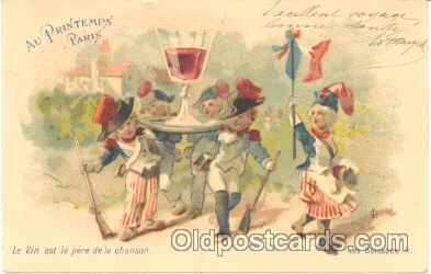 adv001267 - Advertising Postcard Post Card