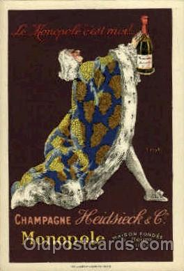 Champange monopole