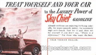 adv001500 - Sky Chief Advertising Postcard Post Card