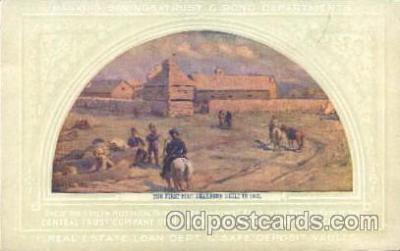 adv001528 - Central Trust Co., Illinois, USA Advertising Postcard Post Card