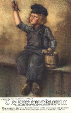 The Dutch Boy Painter