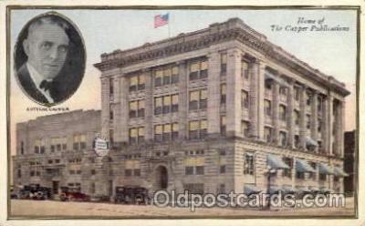 adv001692 - Capper Publications Advertising Post Card Post Card