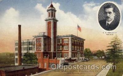 adv001709 - Successful Farming Pub. Co. Des Moines, Iowa USA Advertising Post Card Post Card