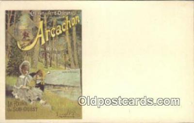 adv001856 - La Rieine Du Sud Quest Advertising Postcard Post Card