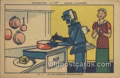 Le Policeman Automatique