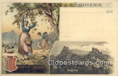adv001893 - Suchard  Advertising Postcard Post Card
