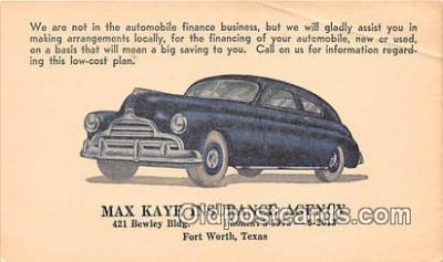 Max Kaye Insurance Agency