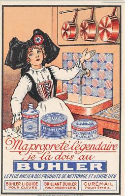 adv002407 - Advertising Postcard - Old Vintage Antique