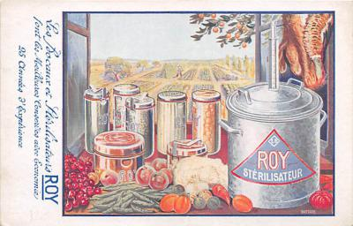 Roy Sterilisateur