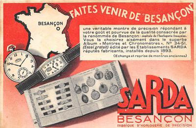 adv002501 - Advertising Postcard - Old Vintage Antique